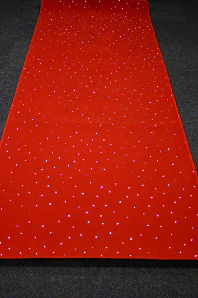 Starlight Walkway Carpet